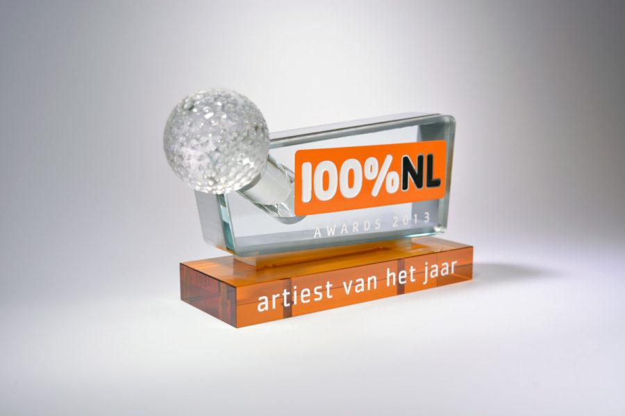 AWARDS: 100% NL Award 2014