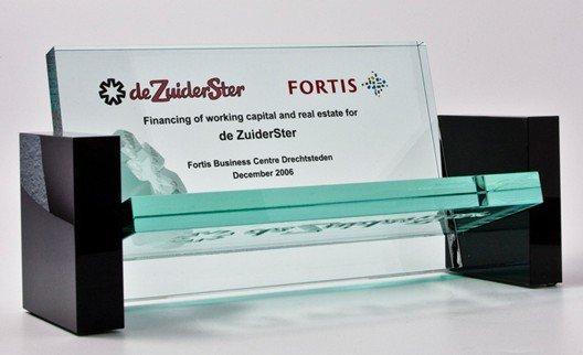 FINANCIAL TOMBSTONES: FORTIS – ZUIDERSTER
