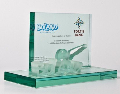 FINANCIAL TOMBSTONES: FORTIS – BOLAND PARTY PARTNERS