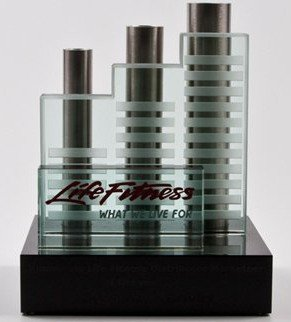 AWARDS: Life Fitness Award