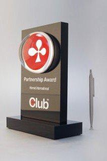 AWARDS: Club 3D Partnership Award