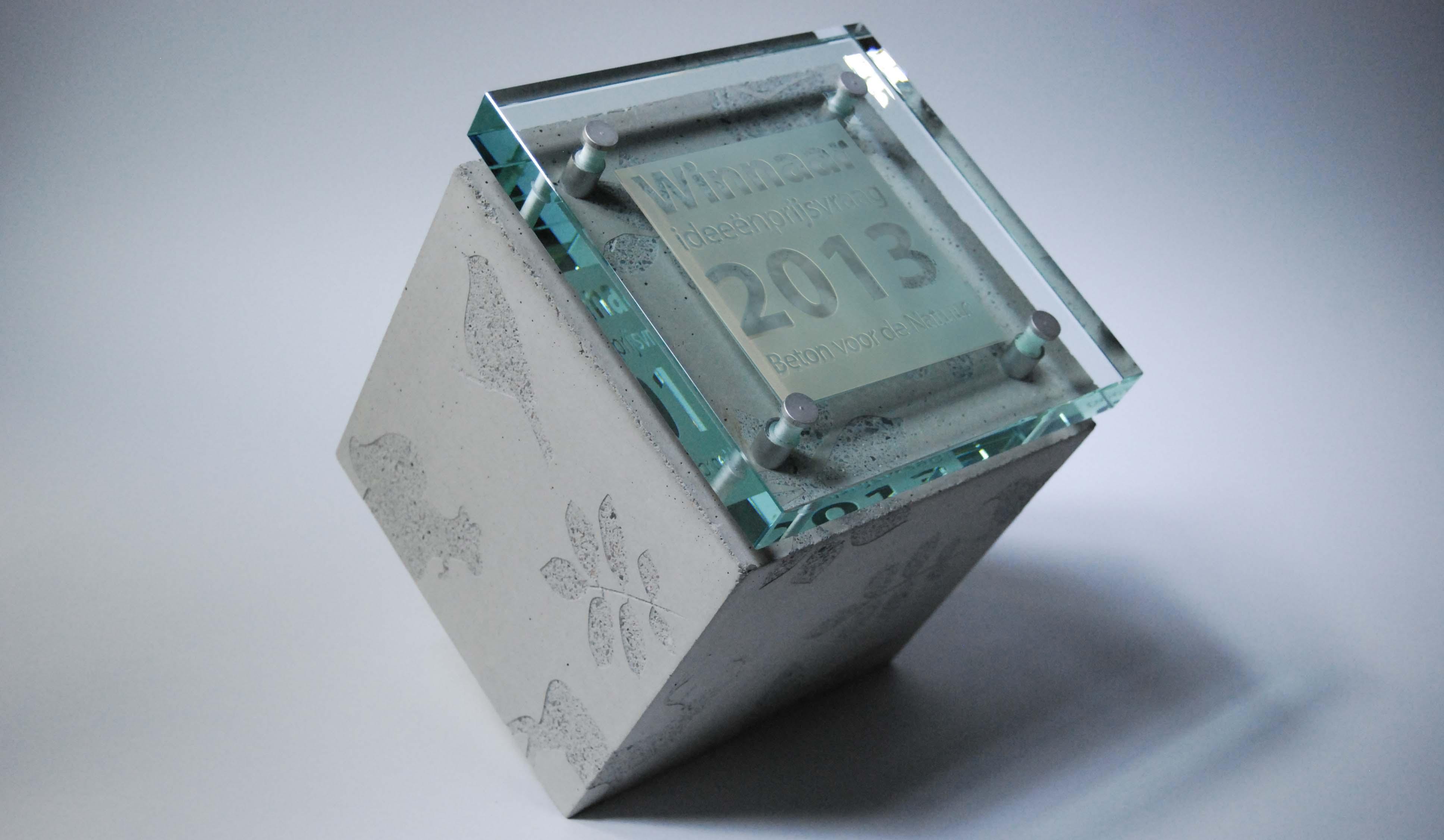 AWARDS: Groen Beton Award