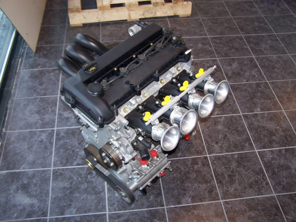 3D LASER GIFT: ENGINE BLOCK