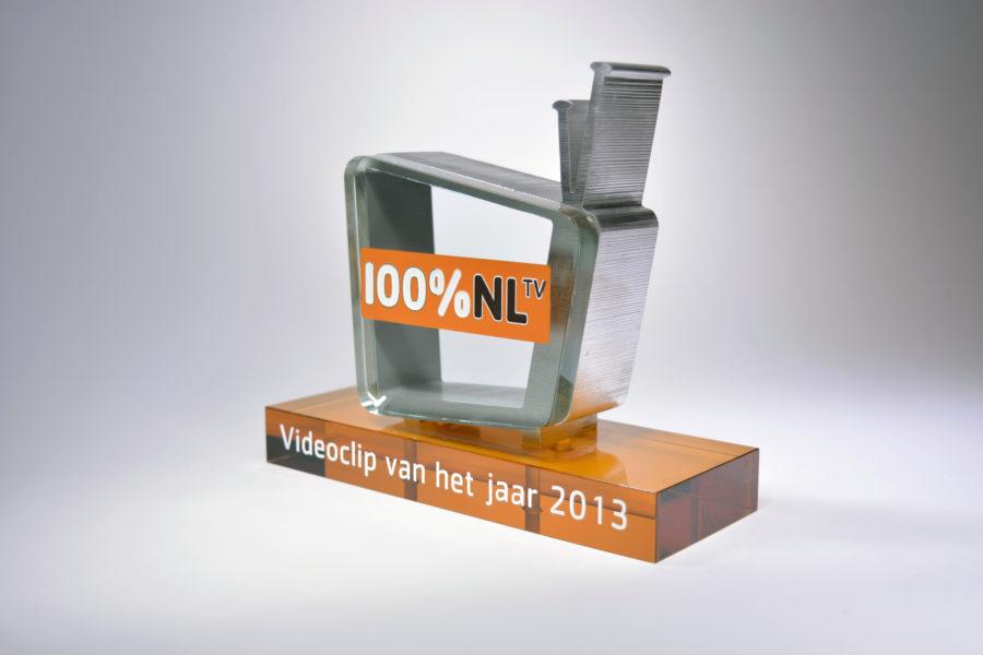 AWARDS: 100% NL Videoclip Award 2013