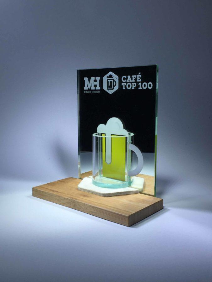 AWARDS: MISSET HORECA CAFE TOP 100 AWARD