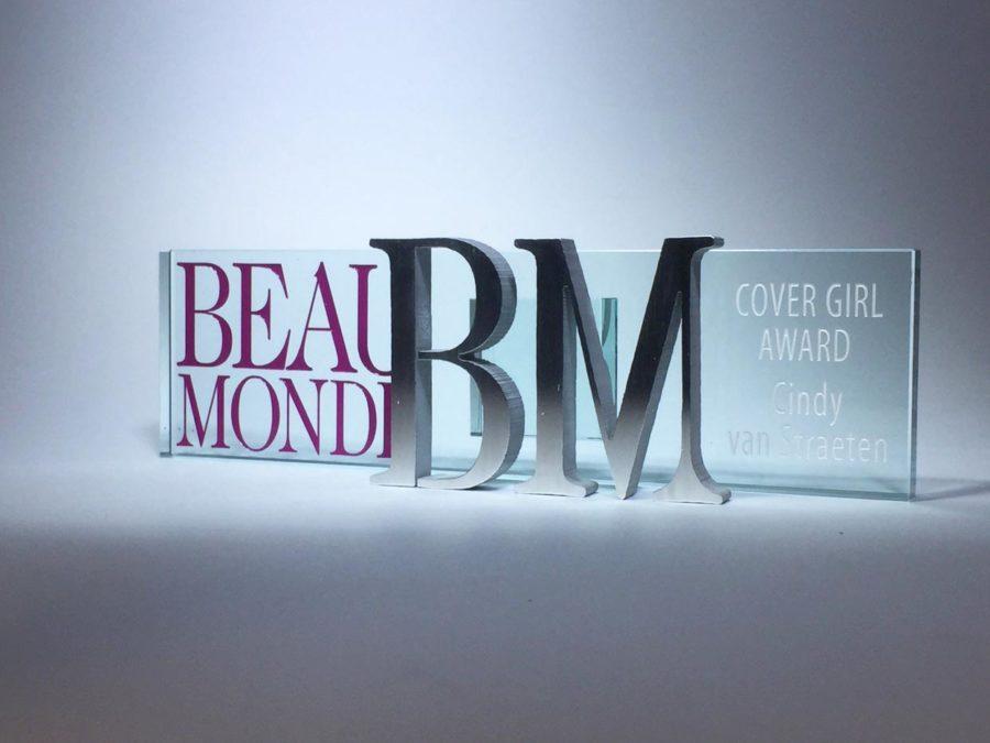 AWARD CONCEPT: Beau Monde Award Rechthoekig