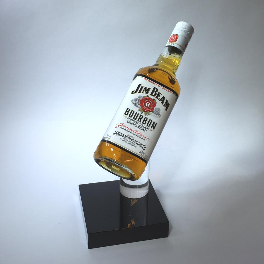 Tombstones: Nedcargo-Jim Beam Whiskey Bottle