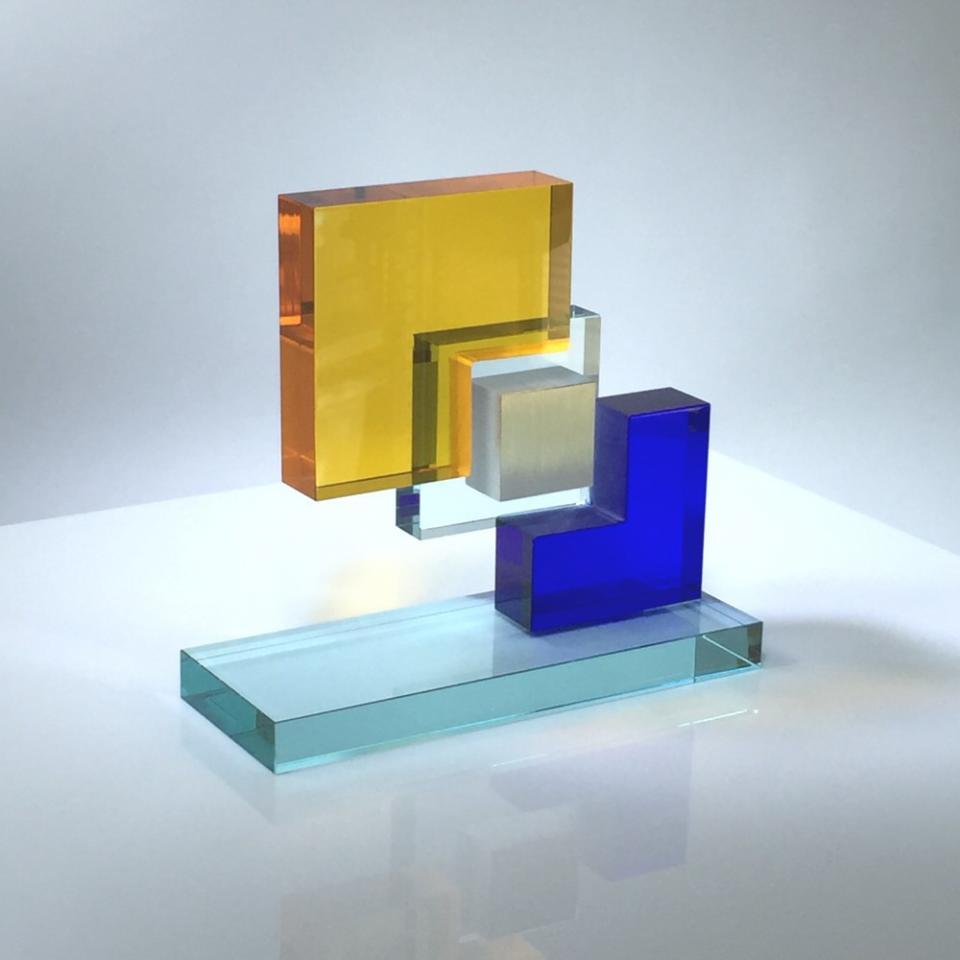 BUGL GLASS ART: Safe