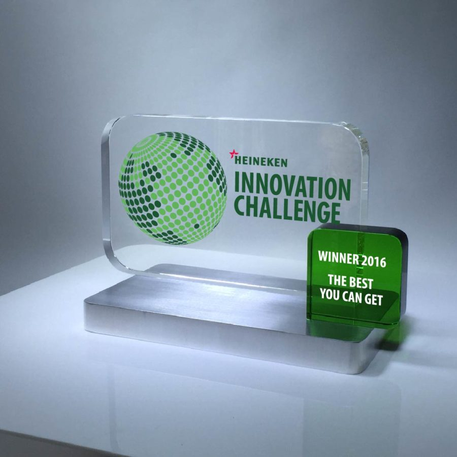 AWARDS: Heineken Innovation Challenge Award 2016
