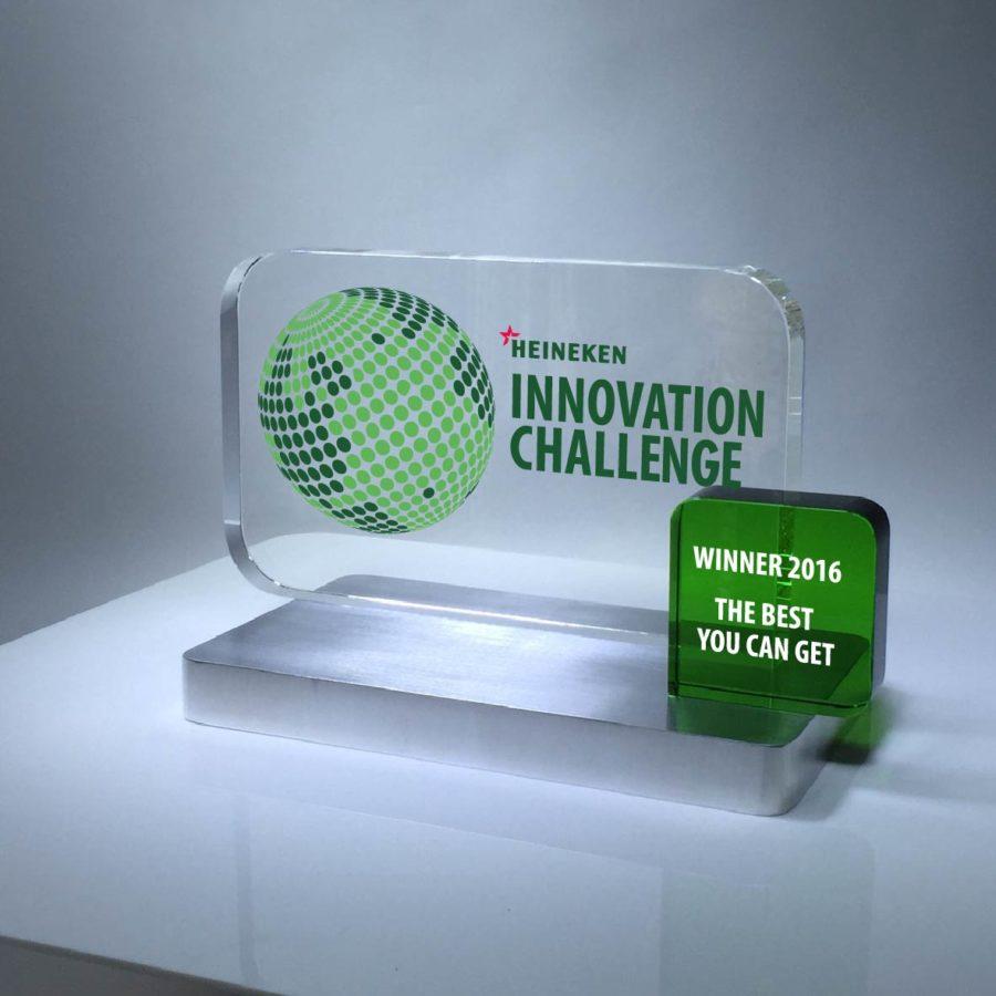 AWARDS: Heineken Innovation Challenge Award 2016