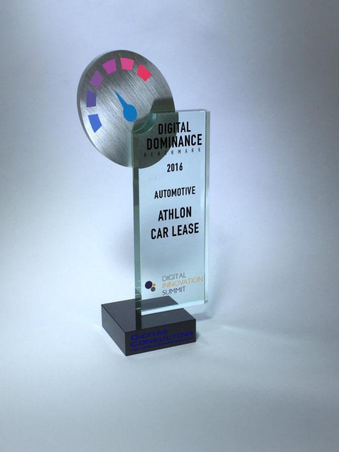 Awards: Digital Dominance Benchmark Award