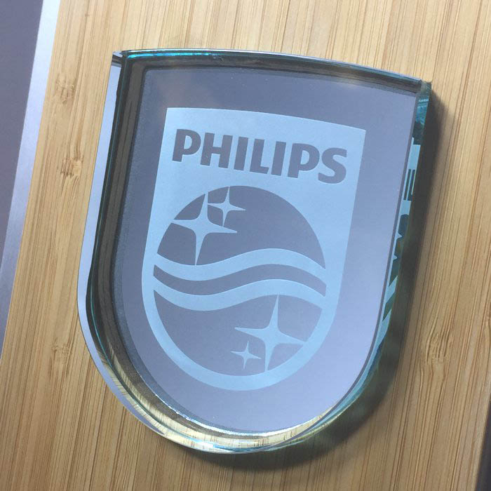 Awards: Philips Lighting PEC 2017 Plaquette