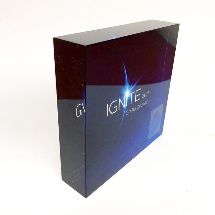 Awards: Philips Ignite Fingerprint Commitment Gift