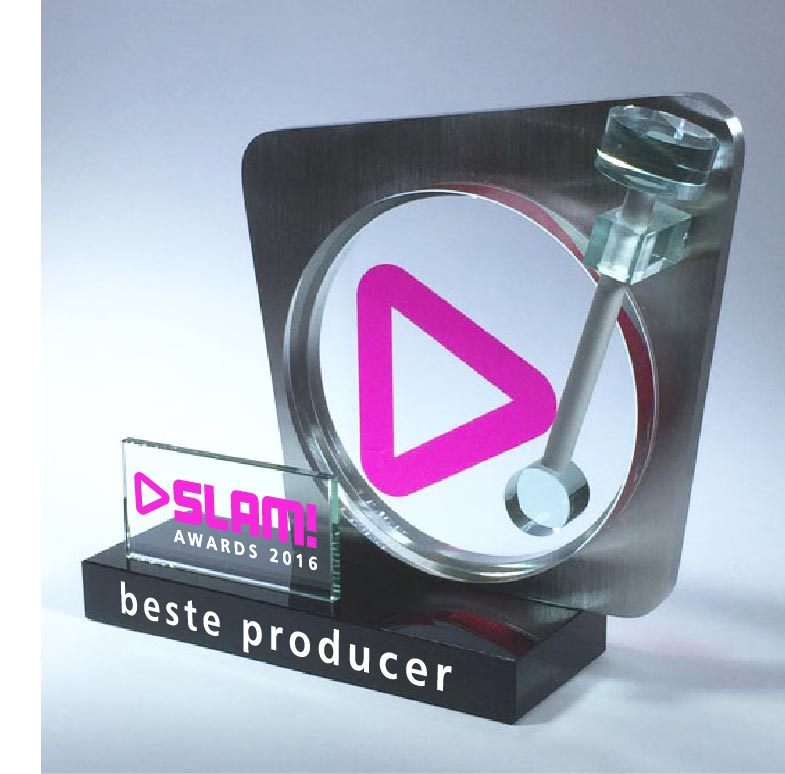 Awards: Slam Award DJ Turntable