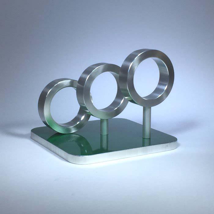 Awards: Technische Unie Rings Logo Shield