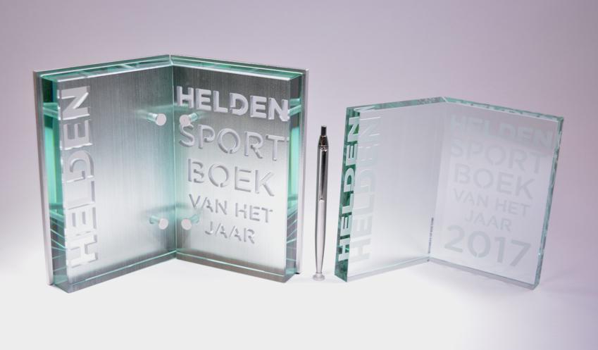 Helden Sportboek van het Jaar 2017 Awards