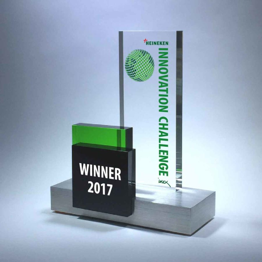 AWARD Concept: Heineken Innovation Challenge Award 2017