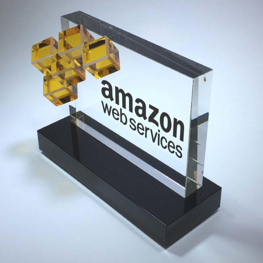 AWARDS: Amazon Web Services Award 2017
