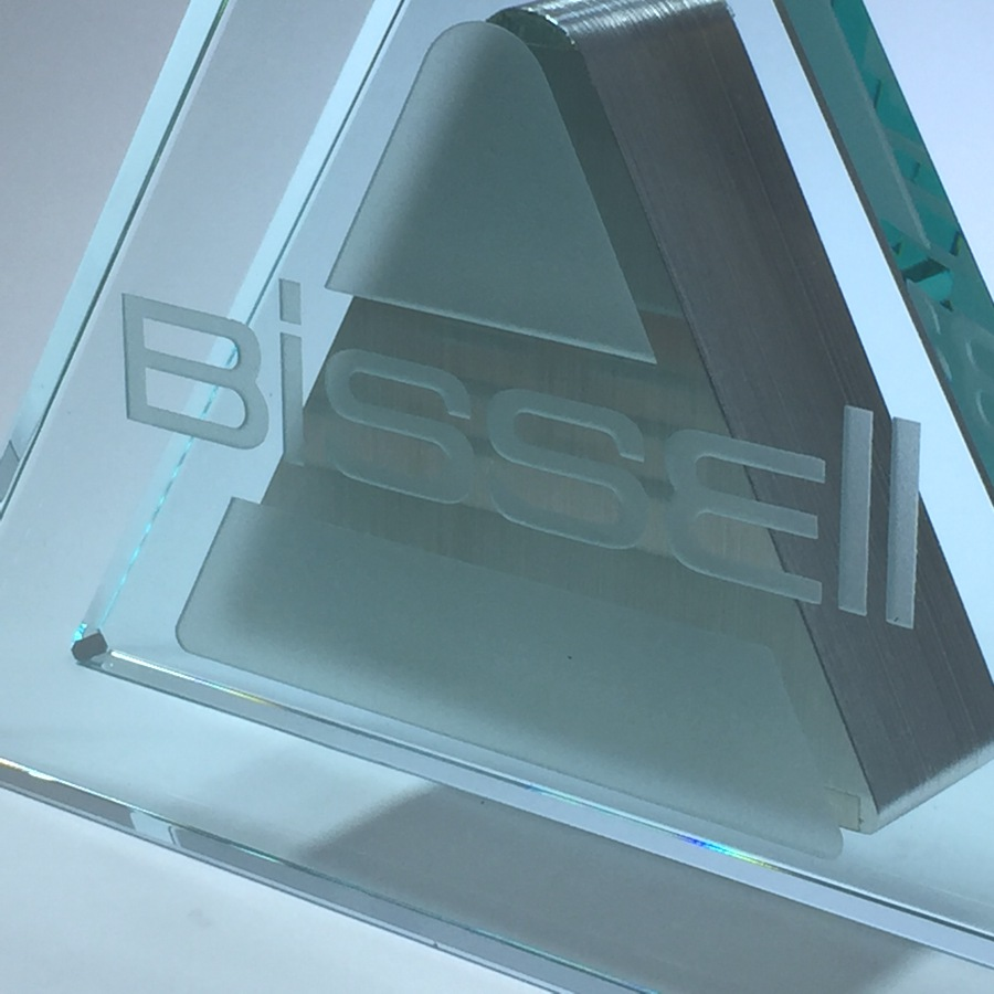 Awards: BISSEL Award Double Plaque.