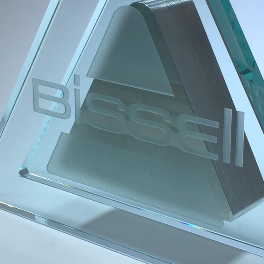 Awards: BISSEL Award Double Plaque.