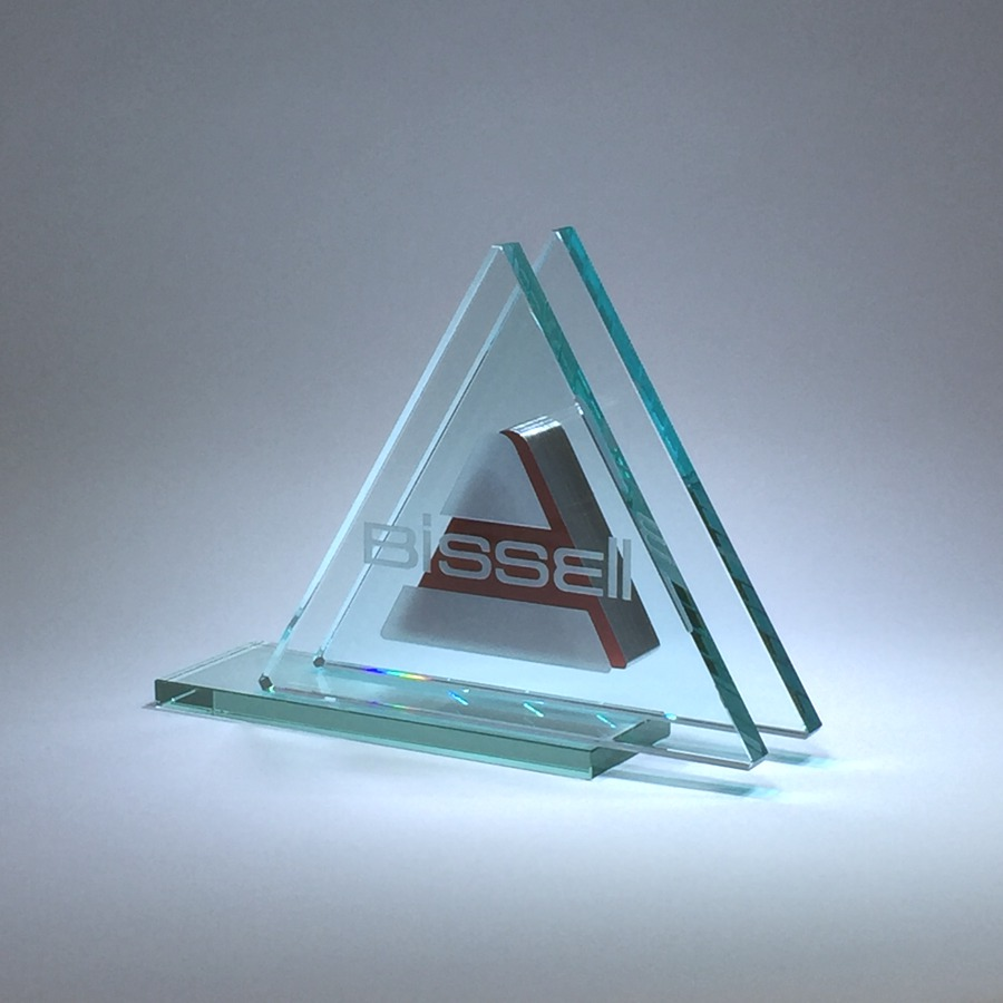 Beveiligd: Awards: BISSELL Glass Base Award.