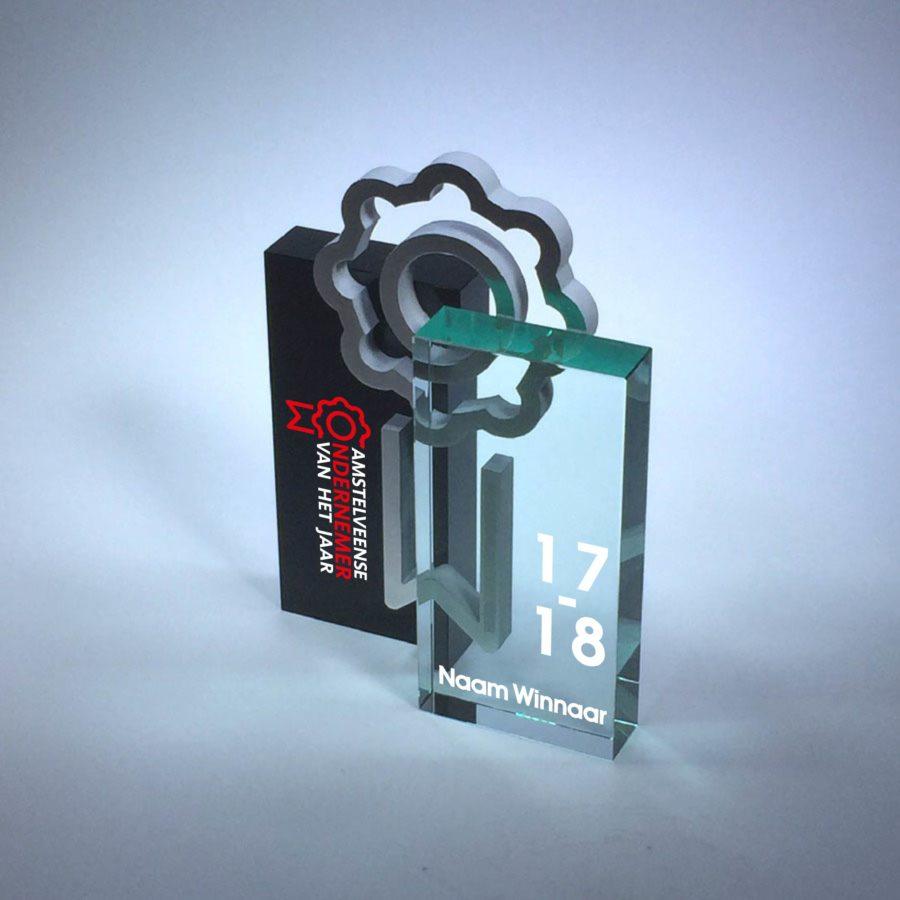 Awards: Ondernemersvereniging Amstelveen Award OVHJ versie 2