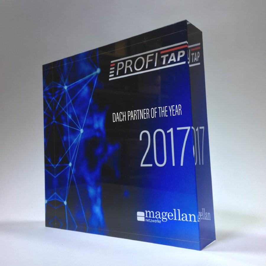 Awards: Profitap DACH Partner Award