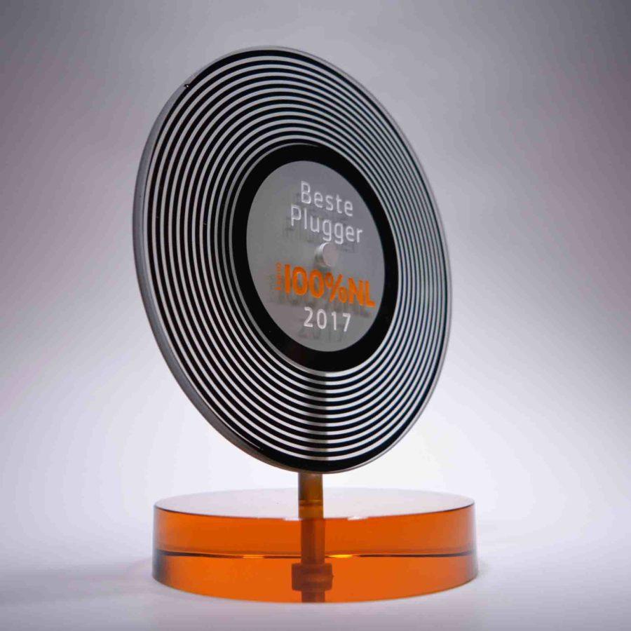 Awards: 100%NL Beste Plugger –  Manager Award 2017 VERSIE 2