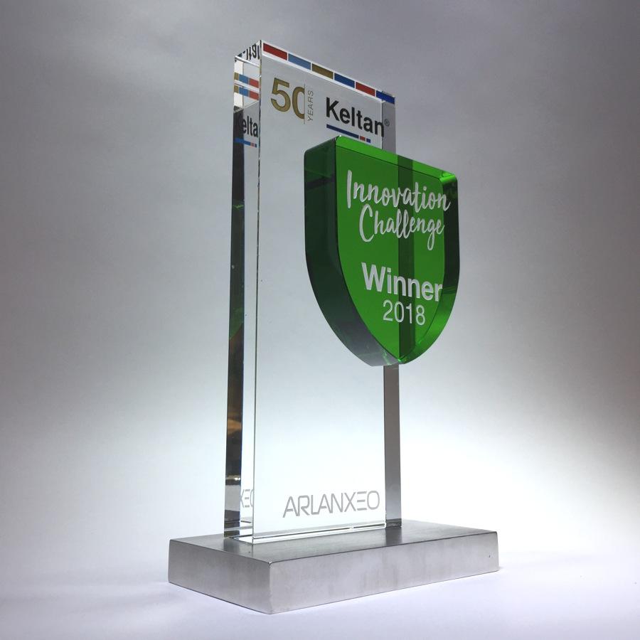 Awards: Arlanxeo Keltan Innovatie Award
