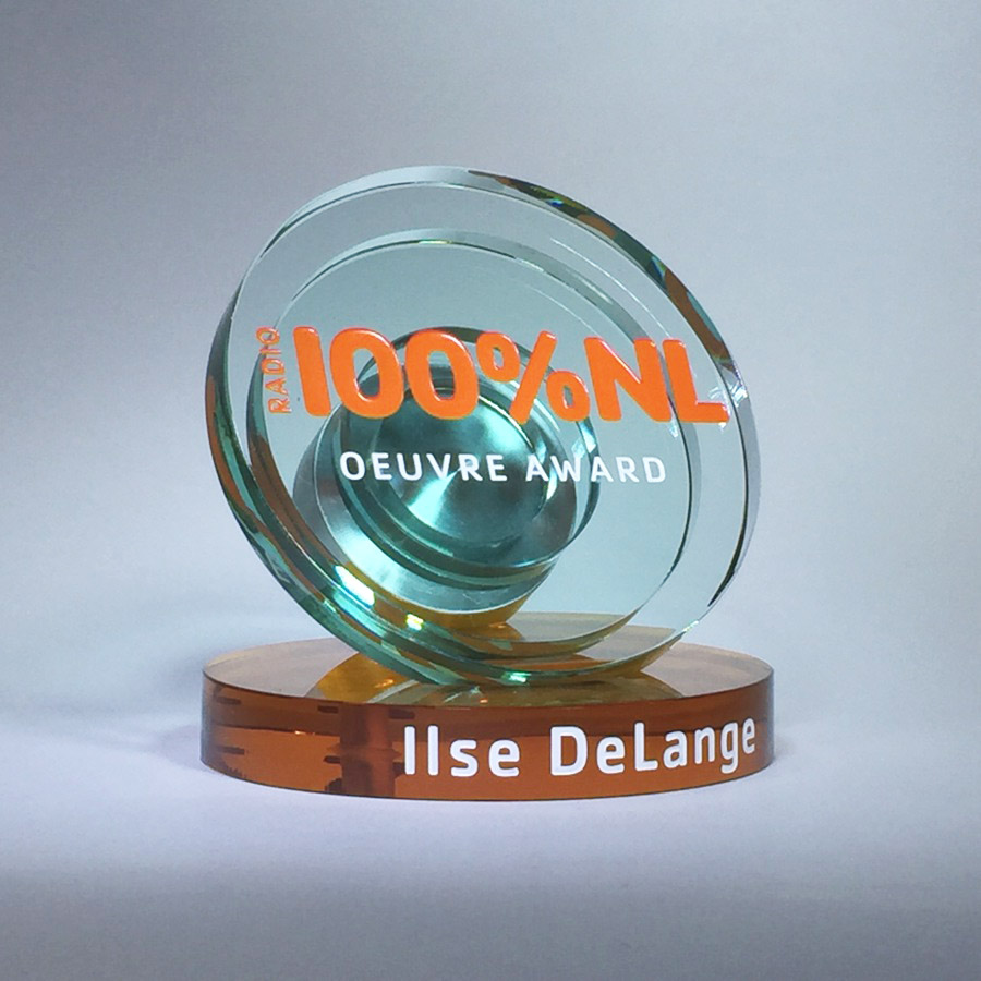 Awards: 100%NL 2018 Oeuvre Award
