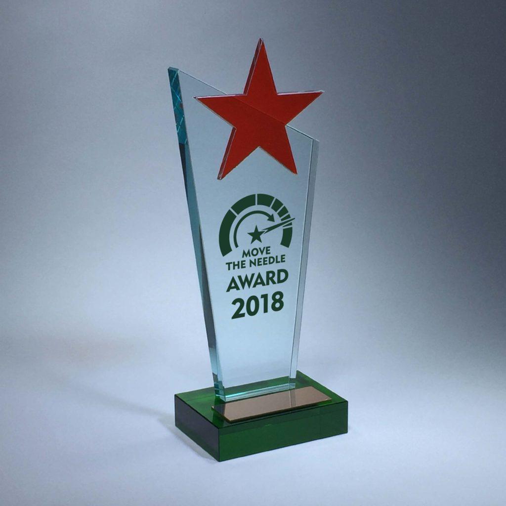 Awards: Heineken Move the Needle Award