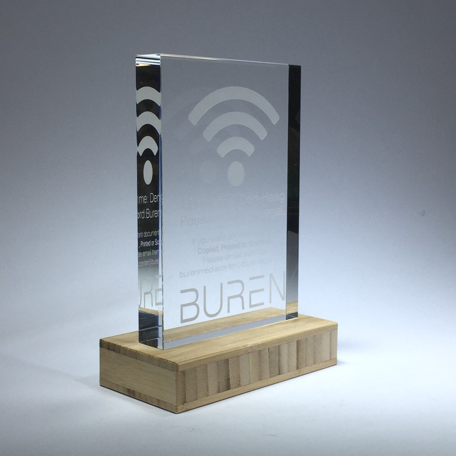 Tombstones: Buren Legal WiFi Tombstone