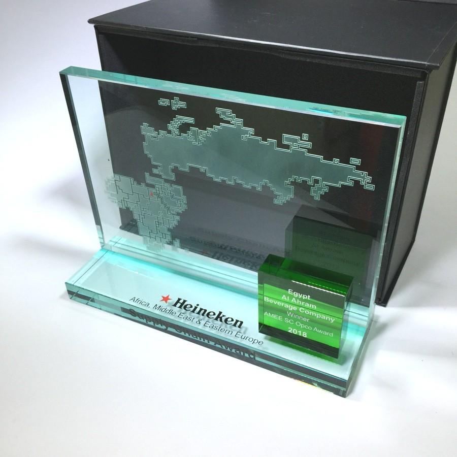 Awards: Heineken AMEE Award