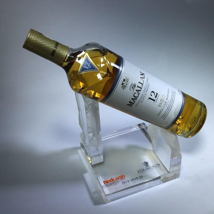 Tombstones: NedCargo Macallan 'Whisky on the Rocks' Tombstone