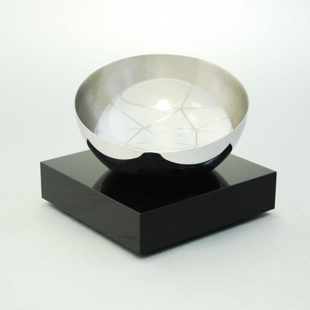 BUGL GLASS ART: Hidden Structure 02